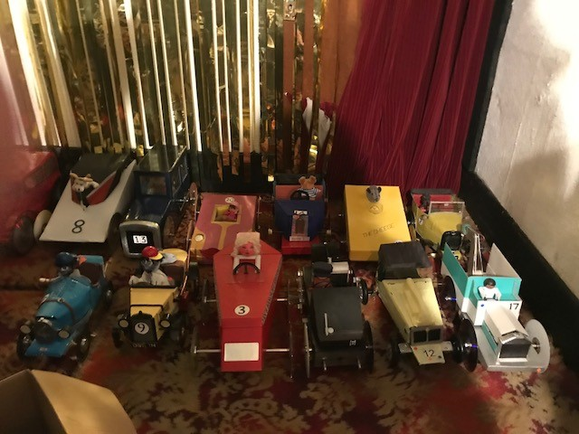 Line up Shoebos 2018