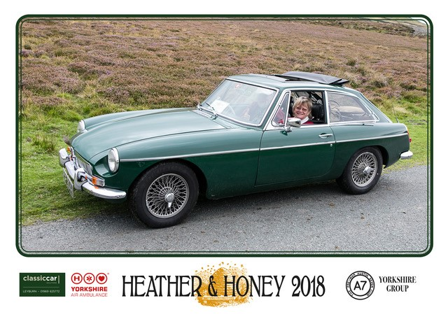 MGB Heather run